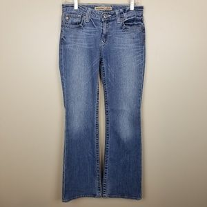Big Star Maddie Mid Rise Jeans size 27R